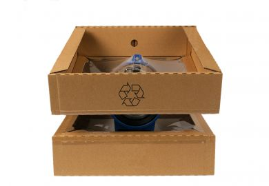Membrane cardboard boxes - the suspension packaging